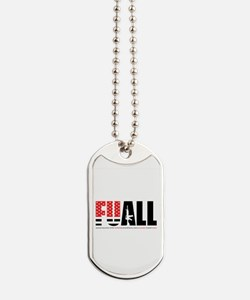 FUALL book cover Dog Tags