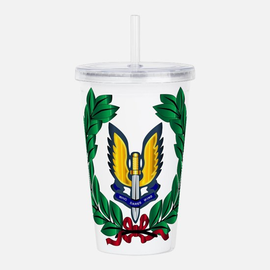 Special Air Service Tr Acrylic Double-wall Tumbler