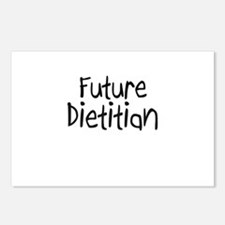 Future Dietitian Postcards (Package of 8)