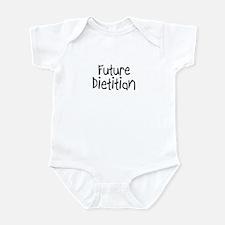 Future Dietitian Infant Bodysuit