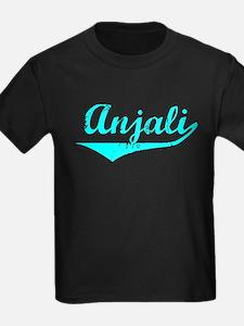 Anjali Vintage (Lt Bl) T