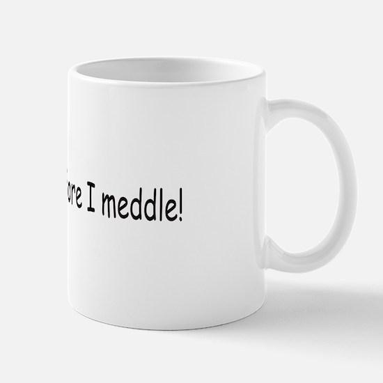 Old Meddle Mug