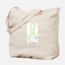 Mint Green: Strong Tote Bag