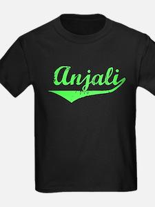 Anjali Vintage (Lt Gr) T