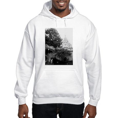 sacre coeur Hooded Sweatshirt