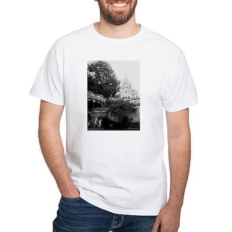 sacre coeur White T-Shirt