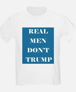 men don't trump bl/wht T-Shirt