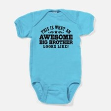 Cool Big brother Baby Bodysuit