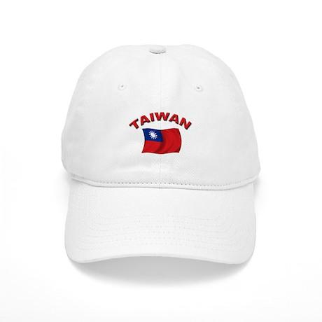 Taiwan Flag Cap