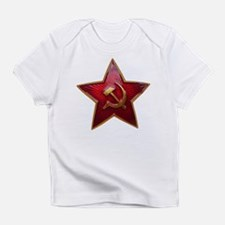 Unique Hammer and sickle Infant T-Shirt