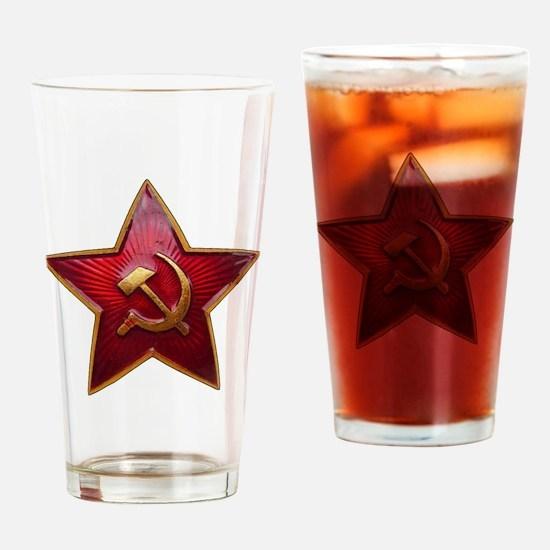 Unique Communism Drinking Glass