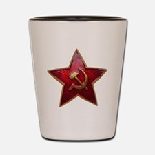 Funny Russia Shot Glass