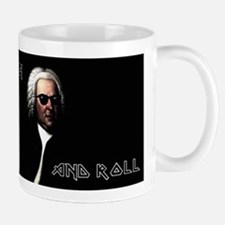 Bach and Roll Mugs