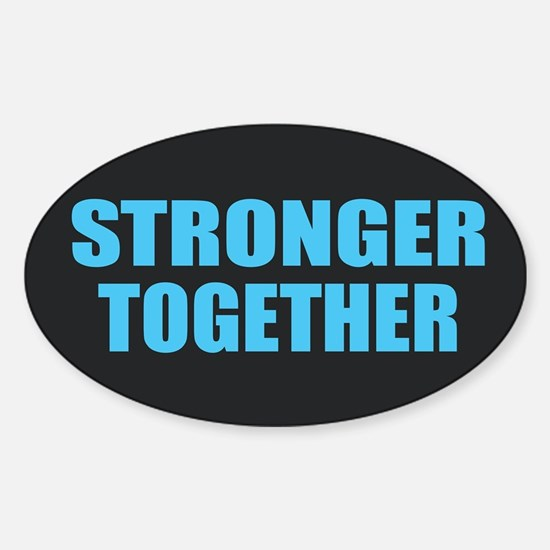 Hillary - Stronger Together Decal