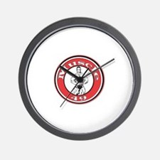 muscle49 Wall Clock