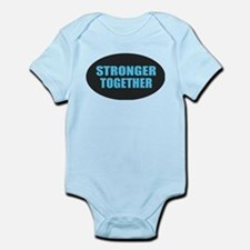 Hillary - Stronger Together Body Suit
