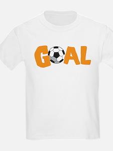 GOAL! soccer ball T-Shirt
