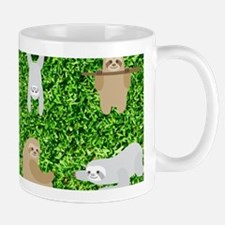 funny sloths Mugs