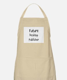 Future Desktop Publisher BBQ Apron