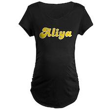 Aliya Fancy (Gold) T-Shirt