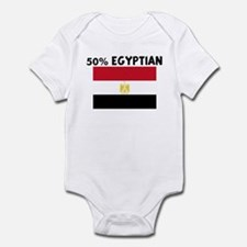 50 PERCENT EGYPTIAN Infant Bodysuit