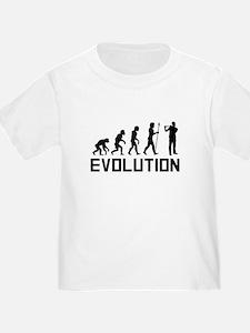 Flautist Evolution T-Shirt