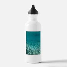 Blue - Under Water Water Bottle