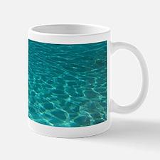 Blue - Under Water Mugs