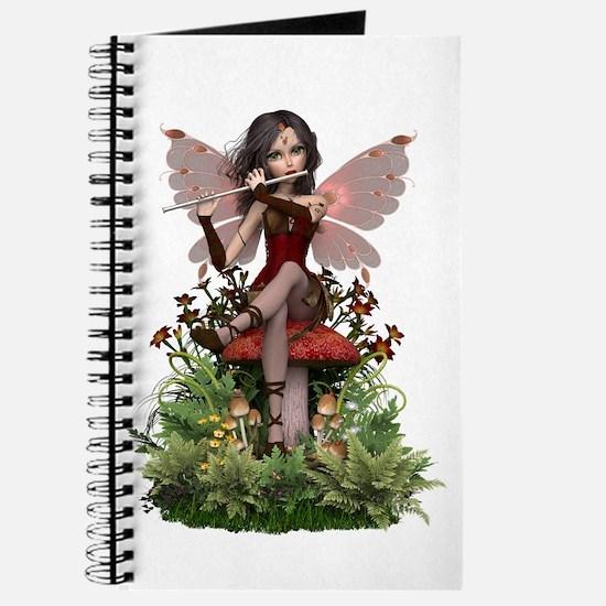 Ceara ~ Flute Fairy Journal