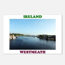 River Shannon Postcards (Package of 8)