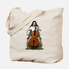 Sonata ~ Cello Melody Tote Bag