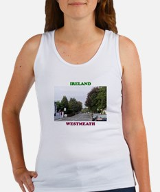 View of Glasson Women's Tank Top