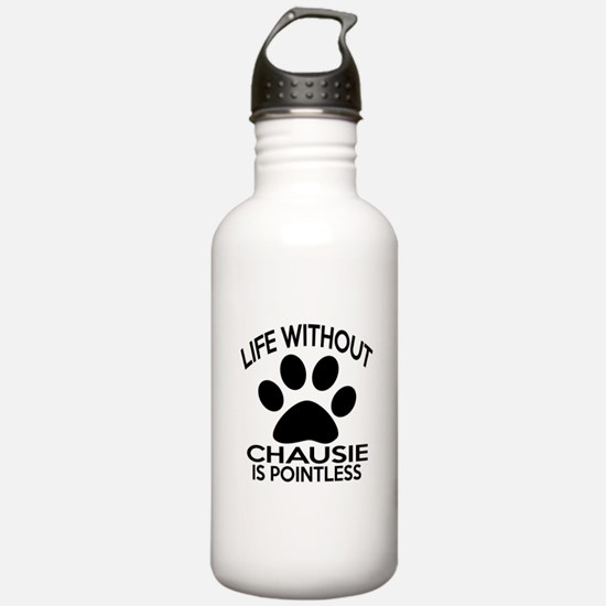 Life Without Chausie C Water Bottle