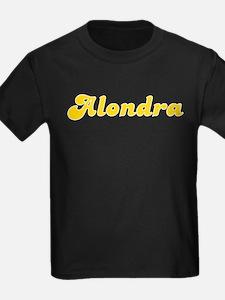 Alondra Fancy (Gold) T
