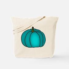 Teal Pumpkin Tote Bag