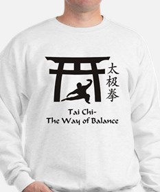 Unique Tai chi Sweatshirt