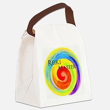 reiki symbol Reiki Master print Canvas Lunch Bag