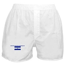 EVERYONE LOVES AN EL SALVADOR Boxer Shorts