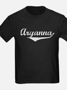 Aryanna Vintage (Silver) T