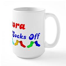 Kimora Rocks Socks (B) Mug