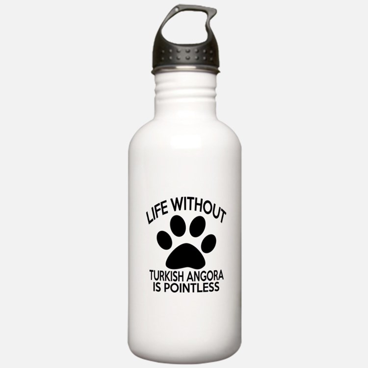 Life Without Turkish A Sports Water Bottle