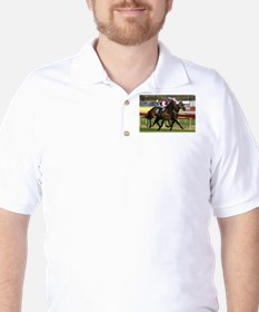 Unique Racehorse T-Shirt