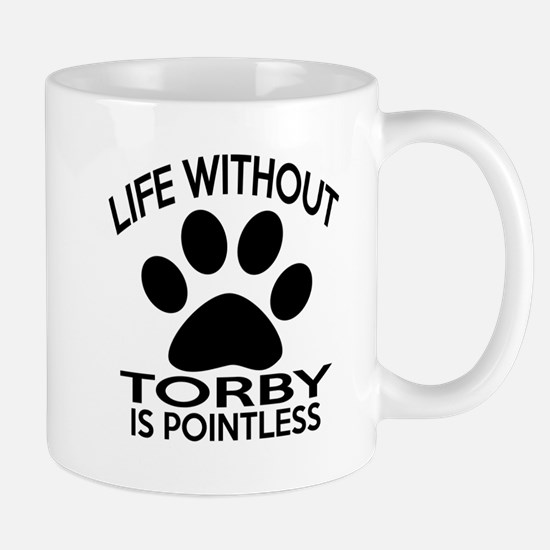 Life Without Torby Cat Designs Mug