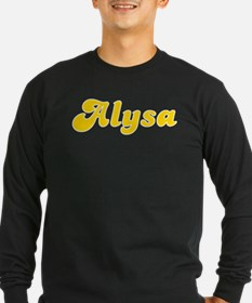 Alysa Fancy (Gold) T