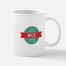 Santa's Nice List Mug
