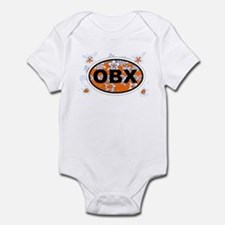 OBX OVAL - NEW Infant Bodysuit