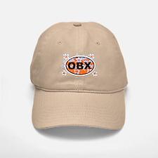 OBX OVAL - NEW Baseball Baseball Cap