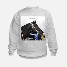 Funny Thoroughbred racing Sweatshirt