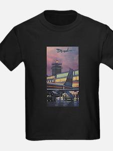 Vintage Airport T-Shirt
