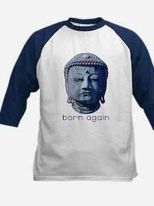 Born Again Buddha Baseball Jersey
